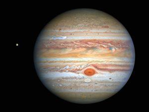 El gigante Júpiter