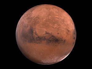 Marte, el planeta ocre