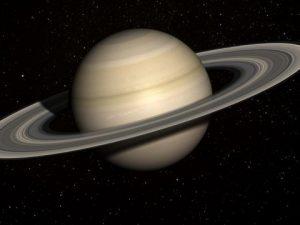 Saturno, el Señor de los Anillos