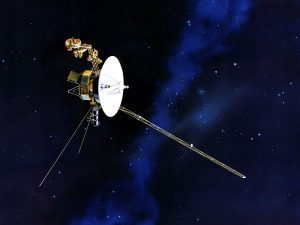 Misión Voyager, hasta el infinito y más allá